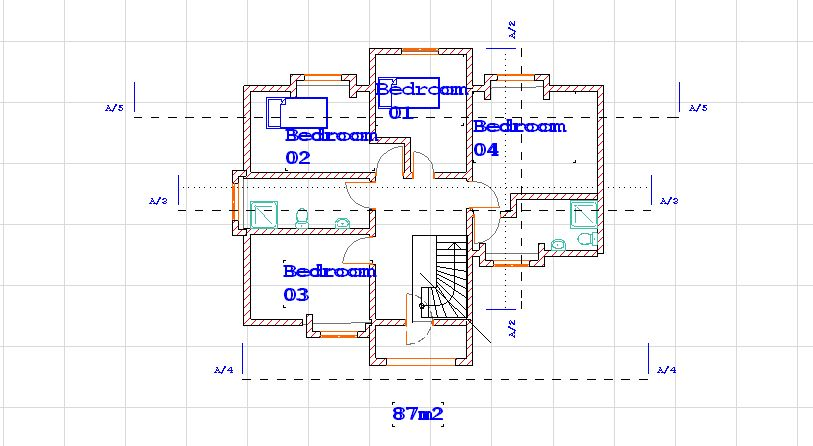 Residential house thika nairobi kenya a4architect for Apartment plans in kenya