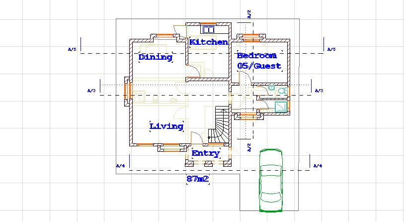 A4architect a4architect page 74 for Four bedroom maisonette plans