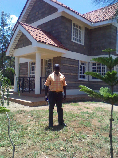 House designs a4architect for 4 bedroom maisonette house plans kenya